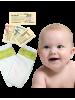 Bio-razgradljive hlačne plenice Beaming baby, LARGE vel.8 (15-18 kg)