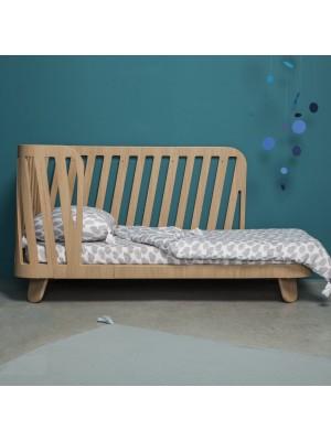 Podaljšek za otroško posteljo MUKA, 90-150 cm, Charlie Crane