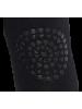 Žabice z gumijastimi čepki, črna