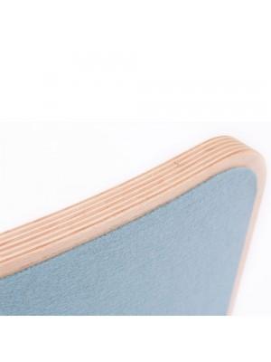 Wobbel original deska, barva filca SKY