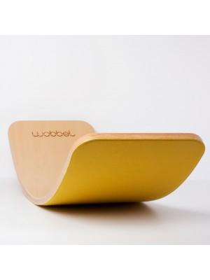 Wobbel original deska, barva filca MUSTARD