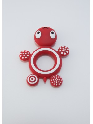Grizalo, rdeča želva